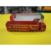 Camiones Majorette (metal)de 16 Cm De Largo Con Acoplados