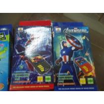 Celular Tipo Blacberry Con Luz Y Sonido Spider/princesas/ben