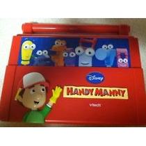 Manny Many Manos A La Obra Laptop Computadora Vtech Disney