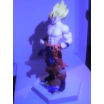 Gashapon De Dragon Ball Z Goku Super Sayayin Fase1