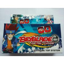 Beyblade Metal Fusion 6d