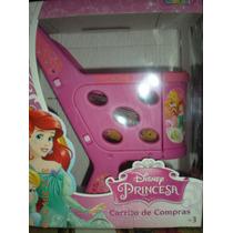 Chango Carrito Para Compras Princesa Disney