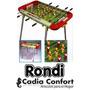 Metegol Rondi Champion Classic Super Resistente 3124