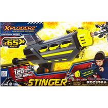Pistola De Jugete Xploderz Stinger Paintball.. En Magimundo