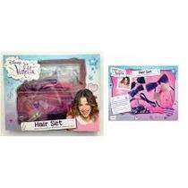 Hair Set Violetta Entrega Gratis En Caba