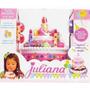 Torta De Cumpleaños Juliana Chica Con Luz Y Sonido Manglar