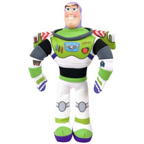 Muñeco Buzz Toy Story De Paño Interactivo Mide 39cm Ditoys