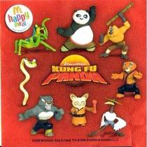 Kung Fu Panda Coleccion Completa Mc Donalds $ 35 C/u