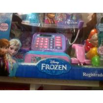 Caja Registradora De Juguete De Frozen