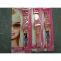 Reloj Princesa-monster High--barbieen Varios Modelos-etc.