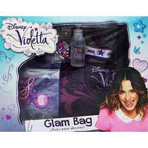 Bolso Fashion De Violetta Para Decorar - Glam Bag