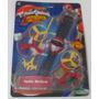 Spin Drive Power Rangers Lanzadiscos