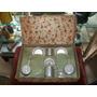 Antiguo Juguete Juego Set Cocina Ca.paz.ma Alumino En Caja