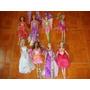 Muñecas Barbies Importadas Excelente Con Luces Mattel Son 6