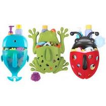 Bug Pod, Organizador De Baño, Importado, Guarda Juguetes
