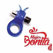 Torito Anillo Vibrador. Estimula Clitoris.7,5x4,5 Mbsexmoron