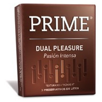 Sexshop - Preservativo Dual Pleasure