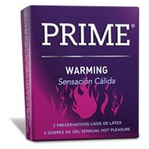 Sexshop - Preservativos Warming