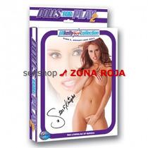 Sexshop - Muñeca Inflable Jill Kelly - Sex Shop