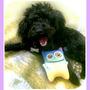 Muñeco Para Mascota. Juguete Grande Perro/gato