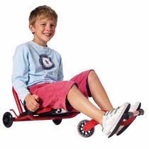Carrito Easy Roller 12 Cuotas Andador Ecologico Karting