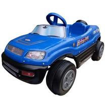 Auto Infantil Toyota A Pedal Karting Carrocería Pvc Niño/a