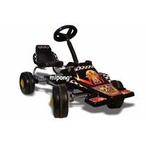 Karting A Pedal Con Cadena Formula 1