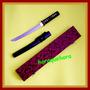 Tanto (cuchillo Samurai)