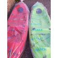 Kayak Rocker One + Remo-el Mejor Precio- Nuevo!!