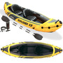 Kayak Canoa Intex Explorer K2 Inflable C/remos Bote Oferta!