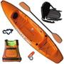 Kayak Rocker One Una Persona +asiento+salvavidas+pita+remo