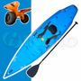 Kayak Tabla Stand Up Paddle Atlantikayak + Carro + Musleras