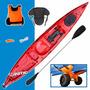 Kayak Angler Atlantikayak Pesca Travesía Carro Chaleco + Acc