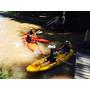 Kayak Samoa Para 2 Personas Con 2 Remos Incluidos Usados