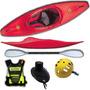 Kayak Funky Atlantikayaks +salvavidas+casco+neo En Palermo