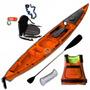 Kayak Angler Atlantikayak Xa Pesca Travesia C/timon Palermo!
