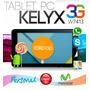 Tablet Telefono Whatsapp Kelyx Dual Core 1gb 3g 16gb + Funda