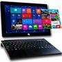 Tablet Notebook Kelixm1021b-32gb-wifi-10,1- Hd-win8-2gb-ddr3