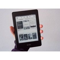 Ebook Kindle Amazon Paperwhite Con Luz