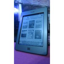Kindle Touch Impecable Estado Con Coleccion De Libros