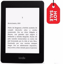 Amazon Kindle Paperwhite Wifi Touch Luz Incorporada New Ya!