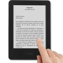 Amazon Kindle Touch 7 Wifi 1ghz 4gb Ebook Reader 12 Cuotas