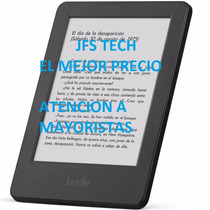 Amazon Kindle Touch 4gb E-reader E-book Wifi Nuevo Modelo