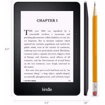Nueva Amazon Kindle Voyage E-reader E-book Con Luz - Wifi