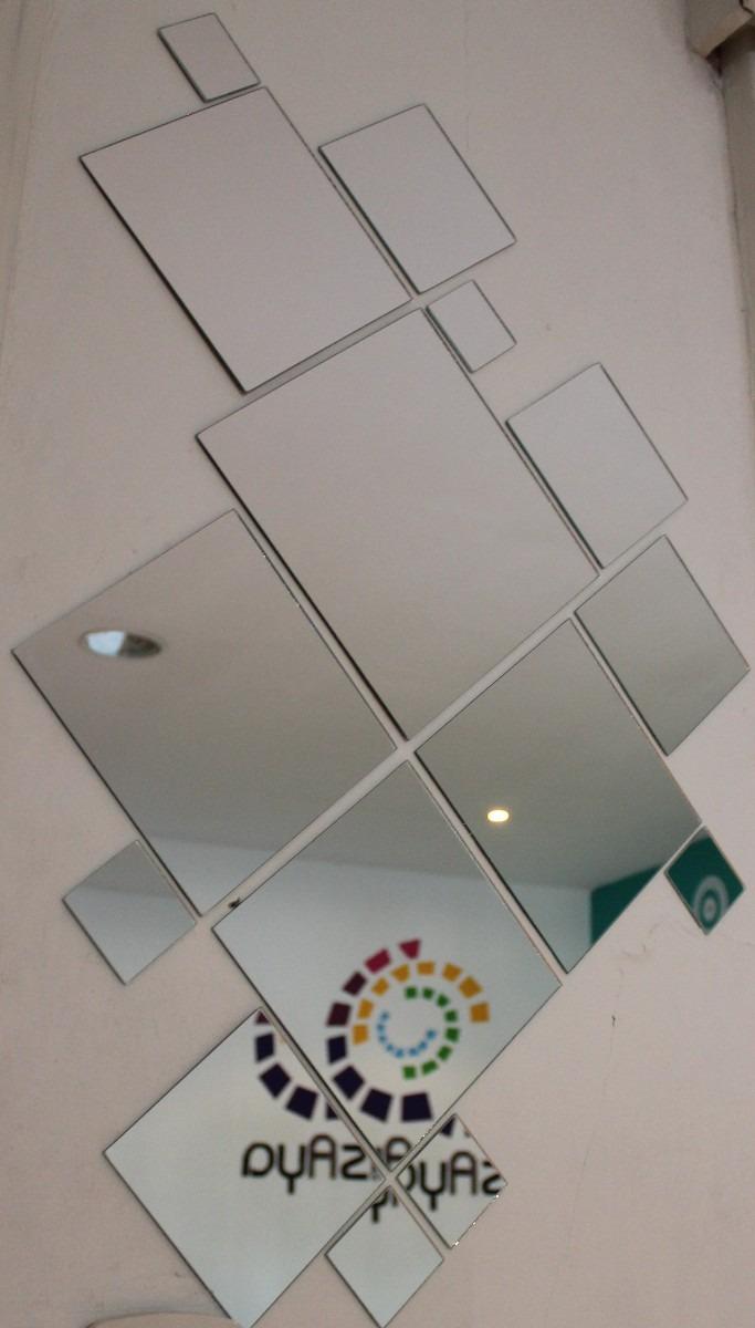 Pin espejos cuadrados on pinterest for Espejos cuadrados