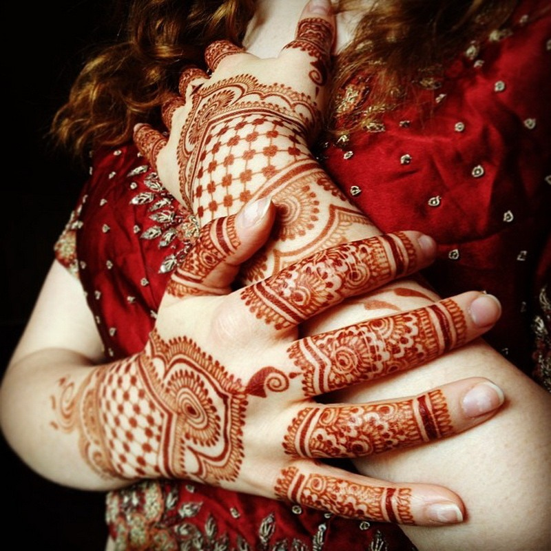 Kit Henna En Pasta Para Tatuajes Temporales Importado India ...