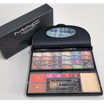 Mac Professional Make Up Kit - Sombra Labial Rubor Compacto!