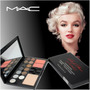Set Makeup Kit Mac 14 Sombras - 2 Rubores - 1 Polvo Compacto