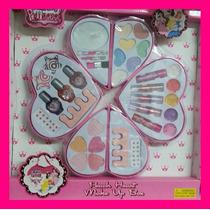 Kit Maquillaje Infantil Hipoalargenico Regalo Navidad Reyes