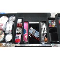 Maletin Maquillaje Grande 6 Bandejas Porta Cosmeticos Ydnis